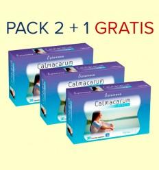 Calmacarum Forte - Plameca - Pack 2+1 GRATIS - 90 cápsulas