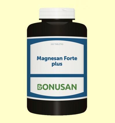 Magnesan Forte Plus - Bonusan - 160 tabletas