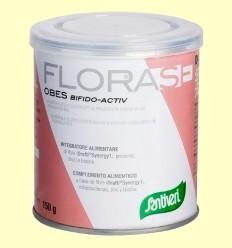 Florase Obes Bifidoactiv - Santiveri - 150 gramos