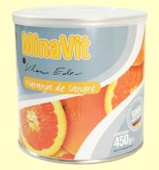 Minavit - Sabor Naranja de Sangre - Bonusan - 450 gramos