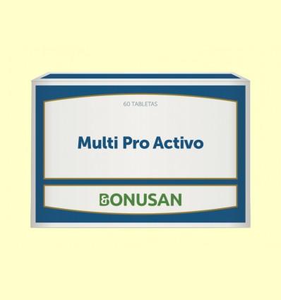 Multi Pro Activo - Bonusan - 60 tabletas *