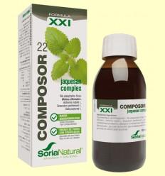 Composor 22 - Jaquesan Complex - Fórmula XXI - Soria Natural - 100 ml