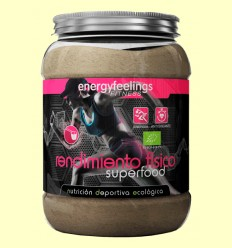 Rendimiento Físico Superfood Bio - Energy Feelings - 750 gramos