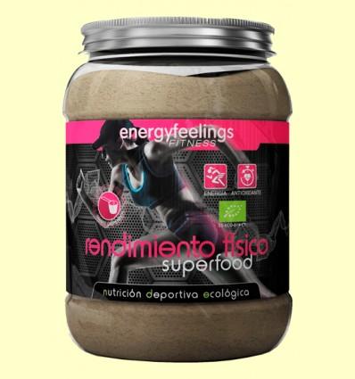 Rendimiento Físico Superfood Bio - Energy Feelings - 750 gramos *