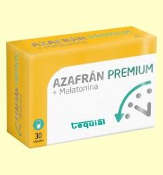 Azafrán + Melatonina Premium - Tequial - 30 cápsulas