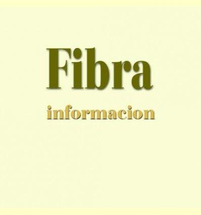 Información de la Fibra