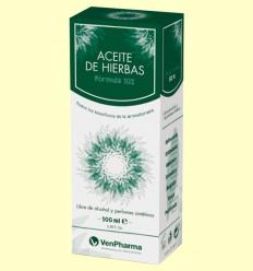 Aceite de Hierbas - Fórmula 102 - Venpharma - 100 ml *