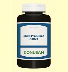 Multi Pro Gluco Activo - Bonusan - 120 tabletas