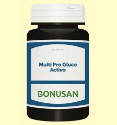 Multi Pro Gluco Activo - Bonusan - 60 tabletas