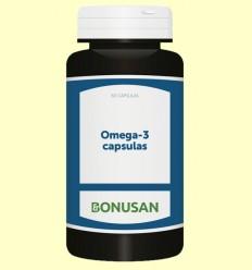 Omega 3 - Bonusan - 60 cápsulas *