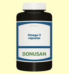 Omega 3 - Bonusan - 200 cápsulas