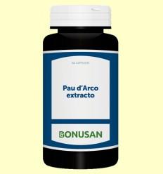 Pau d'Arco Extracto - Bonusan - 60 cápsulas