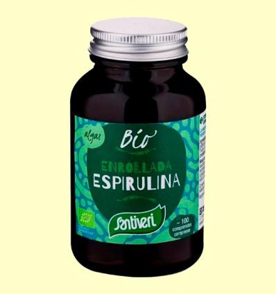 Alga Espirulina Bio - Santiveri - 100 comprimidos