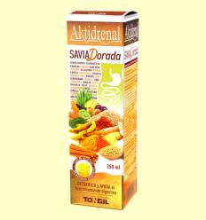Aktidrenal Savia Dorada - Tongil - 250 ml