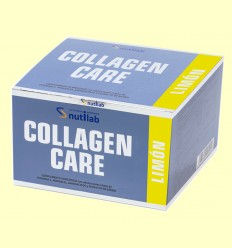 Collagen Care Limón - Nutilab - 46 sobres