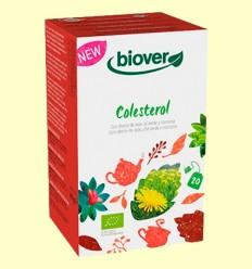 Colesterol Infusión Bio - Biover - 20 bolsitas