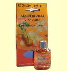 Perfume Esencia Mandarina - Flaires - 15 ml