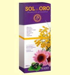 Sol de Oro Plus - Ayuda contra las alergias - Eladiet - 250 ml
