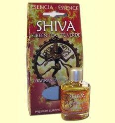 Perfume Esencia Shiva - Flaires - 15 ml