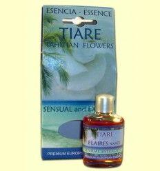 Perfume Esencia Tiare - Flaires - 15 ml