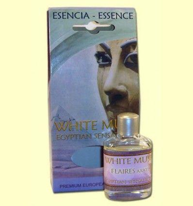 Perfume Esencia White Musk - Flaires - 15 ml
