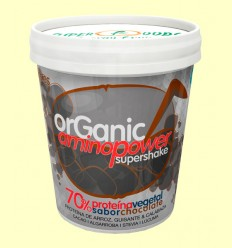 Organic Aminopower Chocolate Eco - Energy Feelings - 250 gramos