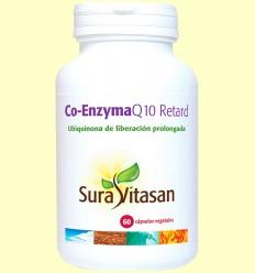 Co-Enzyma Q10 Retard - Sura Vitasan - 60 cápsulas