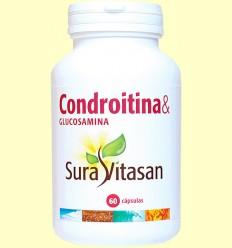 Condroitina & Glucosamina - Sura Vitasan - 60 cápsulas