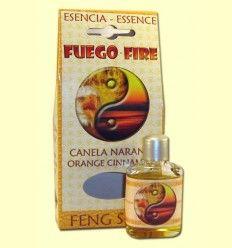 Perfume Esencia Fuego - Flaires - 15 ml