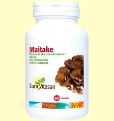Maitake 400 mg - Sura Vitasan - 60 cápsulas