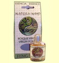 Perfume Esencia Madera - Flaires - 15 ml