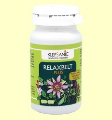 Relaxbelt Plus - Ayuda para reducir estrés y ansiedad - Klepsanic - 60 cápsulas