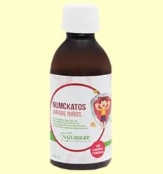 Numckatos Jarabe Niños - Naturlider - 250 ml