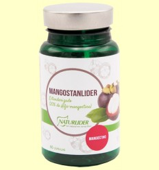Mangostanlíder Estandarizado - Naturlider - 60 cápsulas