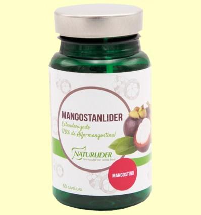 Mangostanlíder Estandarizado - Naturlider - 60 cápsulas *
