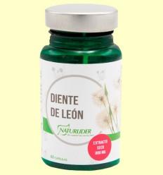 Diente de león - Naturlider - 60 cápsulas