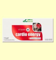 Cardio Energy - Cardiomuscular - MGdose - 14 sobres