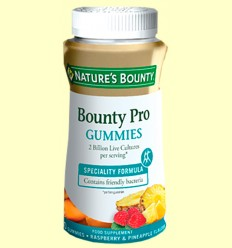 Bounty Pro Gummies - Nature's Bounty - 60 cápsulas *