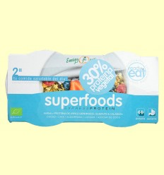 Superfood Express Protein - Energy Feelings - 2x75 gramos