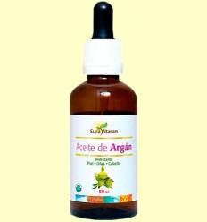 Aceite de Argán - Sura Vitasan - 50 ml