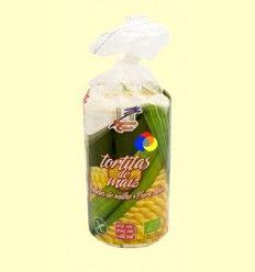 Tortitas de maíz - la Finestra sul Cielo - 120 gramos