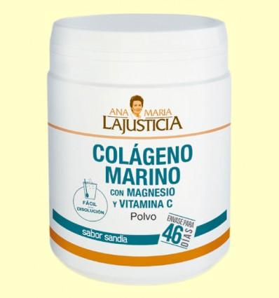 Colágeno Marino con Magnesio y Vitamina C - Ana Maria Lajusticia - 350 gramos