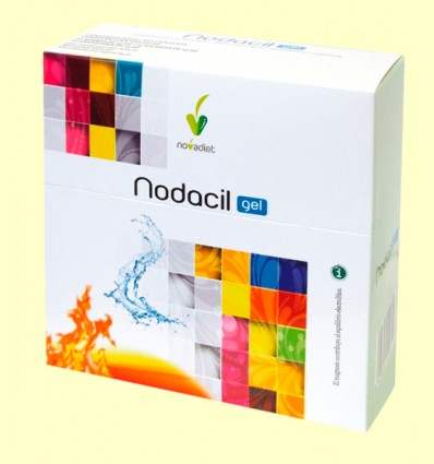 Nodacil Gel - Novadiet - 10 sobres