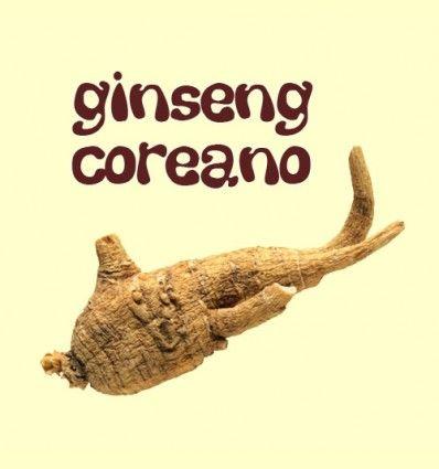 El auténtico ginseng coreano.