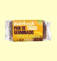 Pan de Trigo Germinado con Linaza y Pipas de Girasol Bio - Everfresh - 400 gramos