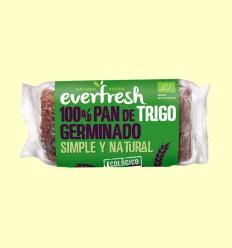 Pan Germinado de Trigo Integral Ecológico - Everfresh - 400 gramos
