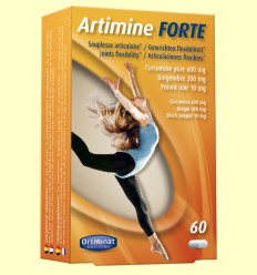 Artimine Forte - Orthonat - 60 cápsulas *