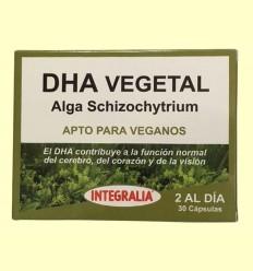 DHA Vegetal - Integralia - 30 cápsulas