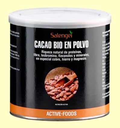 Cacao Bio en Polvo - Salengei - 200 gramos