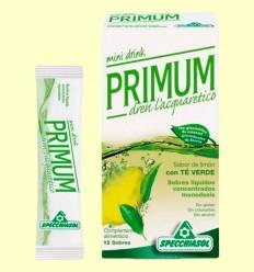 Primum Dren Mini Drink - Diurético - Specchiasol - 15 sobres